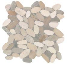 Mohawk Pebble Brooke Mosaic Island Rock T842-PB13-12.37×12-FieldTileMosaicFieldAccentTile-Mosaic