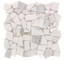 Mohawk Pebble Brooke Mosaic Snow White T842-PB11-12.37×12-FieldTileMosaicFieldAccentTile-Mosaic
