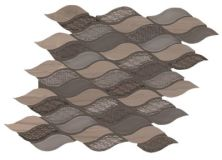 Mohawk Saint Dennis Stone, Glass Taupe T841-SD39-15.87×11.37-MosaicFieldAccentTile-Stone,Glass