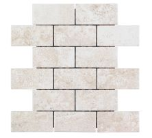 Mohawk Sagra Wall Porcelain Blanc T813F-SE96-4×2-MosaicField-Porcelain