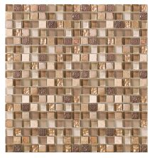 Mohawk Maraval Stone Pecan Taupe T787F-ST19-12×12-AccentTile-Stone