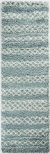 Momeni Maya May-3 Blue 2'3″ x 7'6″ Runner MAYA0MAY-3BLU2376