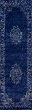 Momeni Monterey Mo-03 Blue 2'3″ x 7'6″ Runner MONTEMO-03BLU2376