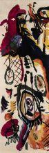 Momeni New Wave Nw-07 Ivory 2'6″ x 12'0″ Runner NEWWANW-07IVY26C0