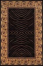 Momeni New Wave Nw-09 Black 9'6″ x 13'6″ NEWWANW-09BLK96D6