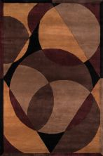 Momeni New Wave Nw-78 Brown 9'6″ x 13'6″ NEWWANW-78BRN96D6