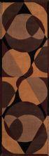 Momeni New Wave Nw-78 Brown 2'6″ x 12'0″ Runner NEWWANW-78BRN26C0