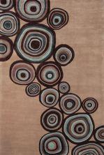 Momeni New Wave Nw120 Mushroom 9'6″ x 13'6″ NEWWANW120MUS96D6