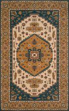 Momeni Persian Garden Pg-03 Teal Blue 9'6″ x 13'0″ PERGAPG-03TEB96D0