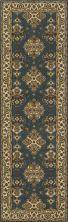 Momeni Persian Garden Pg-01 Teal Blue 2'6″ x 8'0″ Runner PERGAPG-01TEB2680