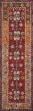 Momeni Tangier Tan-1 Red 2'3″ x 8'0″ Runner TANGITAN-1RED2380