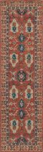 Momeni Tangier Tan-3 Red 2'3″ x 8'0″ Runner TANGITAN-3RED2380