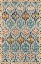 Momeni Tangier Tan17 Blue 9'6″ x 13'6″ TANGITAN17BLU96D6