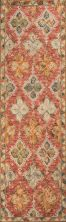 Momeni Tangier Tan17 Red 2'3″ x 8'0″ Runner TANGITAN17RED2380