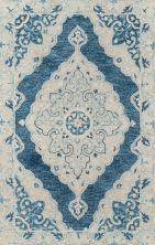 Momeni Tangier Tan36 Blue 9'6″ x 13'6″ TANGITAN36BLU96D6