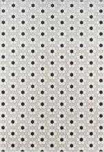 Novogratz Terrace Trc-1 Modern Hex Tile Grey 5'3″ x 7'6″ TERACTRC-1GRY5376