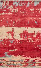 Momeni Terra Ter-2 Red 8'0″ x 11'0″ TERRATER-2RED80B0