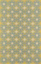 Momeni Veranda Vr-26 Yellow 8'0″ x 10'0″ VERANVR-26YEL80A0