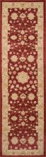 Momeni Ziegler Ze-01 Red 2'3″ x 7'6″ Runner ZIEGLZE-01RED2376