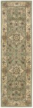 Nourison 2000 Traditional, Light Green 2'3″ x 8'0″ Runner 2005LGHTGRNRUNNER