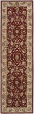 Nourison 2000 Traditional, Burgundy 2'6″ x 12'0″ Runner 2107BRGNDYRUNNER