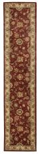 Nourison 2000 Traditional, Brick 2'6″ x 12'0″ Runner 2203BRCKRUNNER