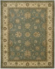 Nourison 2000 Traditional, Blue 9'9″ x 13'9″ 2210BL10X14
