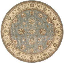 Nourison 2000 Traditional, Blue 8'0″ x 8'0″ Round 2210BLROUND