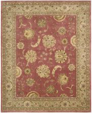 Nourison 2000 Traditional, Rose 2'6″ x 4'3″ 2215RS3X5