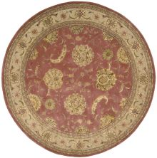 Nourison 2000 Traditional, Rose 8'0″ x 8'0″ Round 2215RSROUND