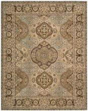 Nourison 2000 Traditional, Multicolor 3'9″ x 5'9″ 2260MLTCLR4X6