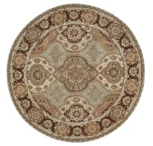 Nourison 2000 Traditional, Multicolor 6'0″ x 6'0″ Round 2260MLTCLRROUND