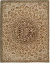 Nourison 2000 Traditional, Multicolor 3'9″ x 5'9″ 2262MLTCLR4X6