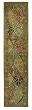 Nourison 2000 Traditional, Multicolor 2'6″ x 12'0″ Runner 2292MLTCLRRUNNER