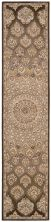 Nourison 2000 Traditional, Brown 2'6″ x 12'0″ Runner 2318BRWNRUNNER