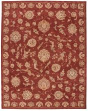 Nourison 2000 Traditional, Rust 5'6″ x 8'6″ 2421RST5X8