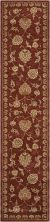Nourison 2000 Traditional, Rust 2'6″ x 12'0″ Runner 2421RSTRUNNER