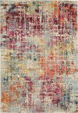 Nourison Celestial Pink/Multicolor 6'7″ x 9'7″ CES13PNKMLTCLR7X10