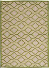 Nourison Aloha Contemporary Green 9'6″ x 13'0″ ALH03GRN9X12