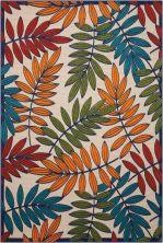 Nourison Aloha Multicolor 9'6″ x 13'0″ ALH18MLTCLR9X12