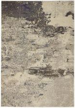 "Nourison Celestial Ivory/Grey 3'11"" x 5'11"" CES02VRYGRY4X6"