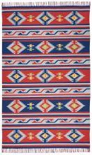 Nourison Baja Modern/Contemporary, Blred 8'0″ x 10'0″ BAJ03BLRD8X10