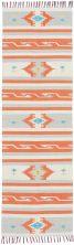 Nourison Baja Modern/Contemporary, Iv/Grey 2'3″ x 7'6″ Runner BAJ03VGRYRUNNER