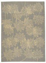 Nourison Capri Floral/Botanical Slate 9'6″ x 13'0″ CAP1SLT9X12