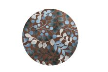 Nourison Contour Mocha 8'0″ x 0'0″ Round CON02MCHROUND