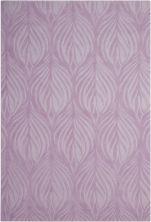 Nourison Contour Floral/Botanical, Lavender 8'0″ x 10'6″ CON06LVNDR8X10
