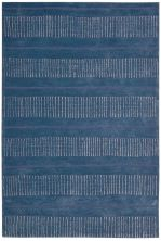 Nourison Contour Striped Denim 3'6″ x 5'6″ CON22DNM4X6