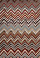 Nourison Contour Modern/Contemporary, Multicolor 8'0″ x 10'6″ CON23MLTCLR8X10
