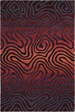 Nourison Contour Modern/Contemporary, Sangria 7'3″ x 9'3″ CON24SNGR6X9