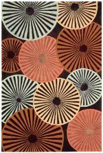 Nourison Contour Multicolor 8'0″ x 10'6″ CON26MLTCLR8X10